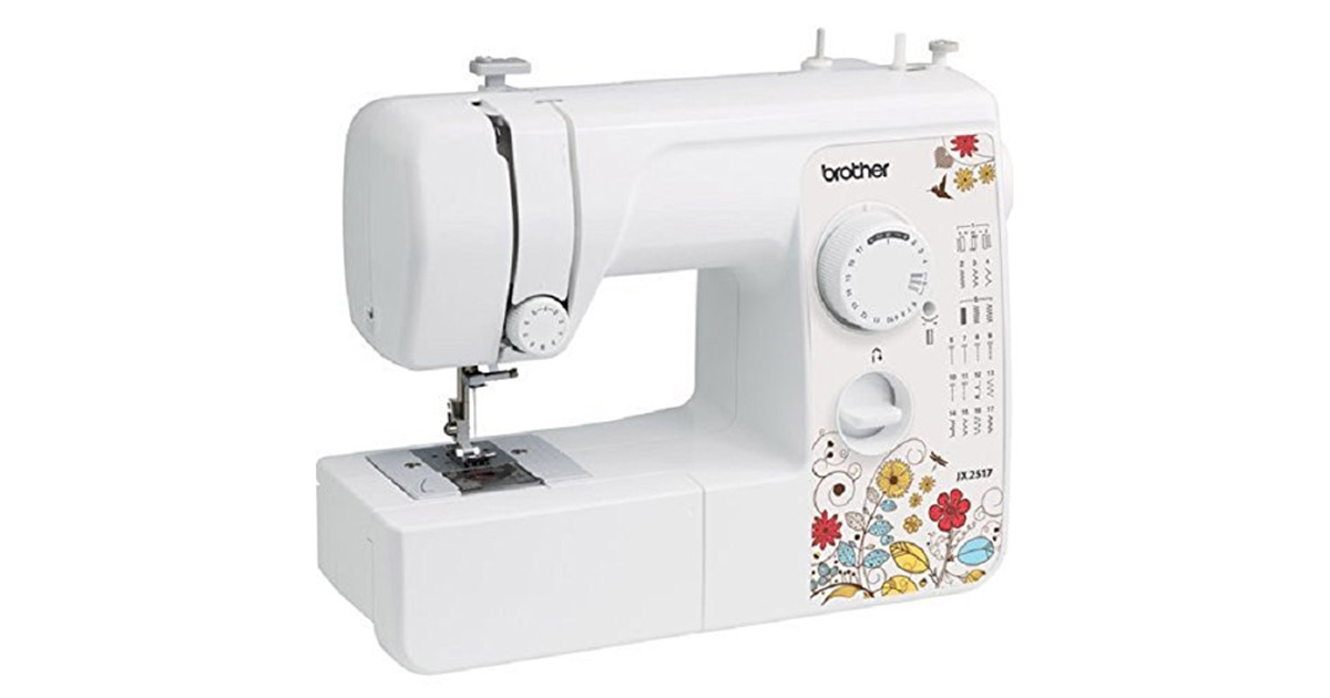 Brother Jx2517 Lightweight and Full Size Sewing Machine image