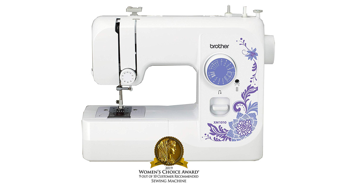 Brother XM1010 10 Built-in Stitches Sewing Machine image