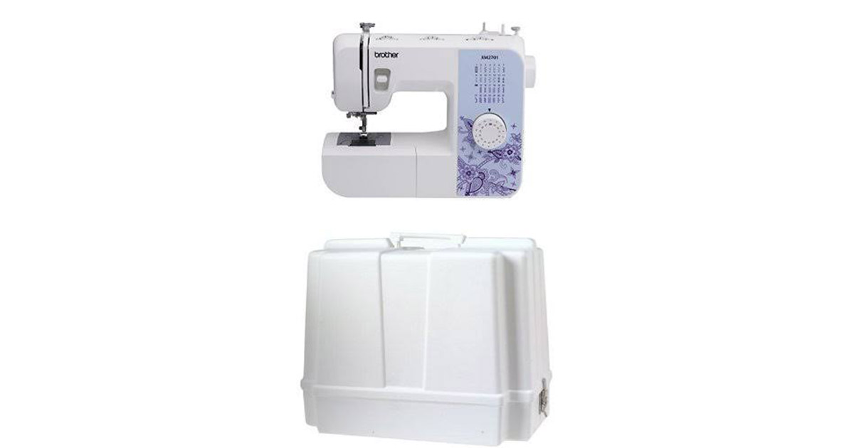 Brother XM2701 Lightweight Full Featured Sewing Machine image