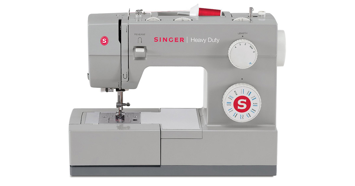 SINGER 4423 Heavy Duty 23 Built-In Stitches Sewing Machine image