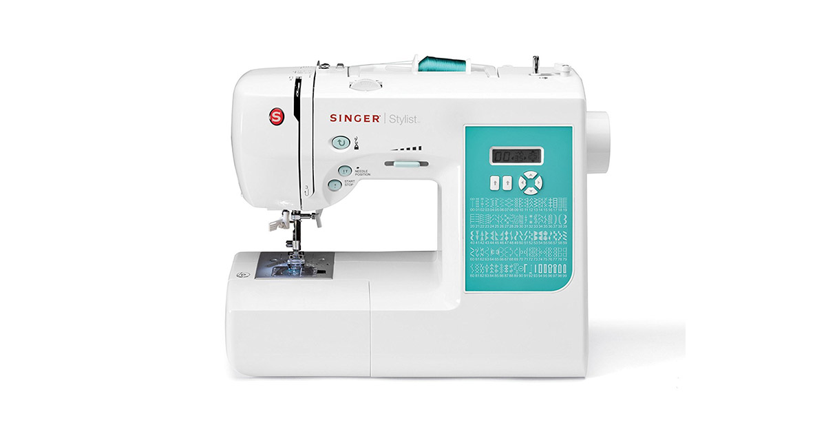 SINGER 7258 100 Stitch Computerized Sewing Machine image