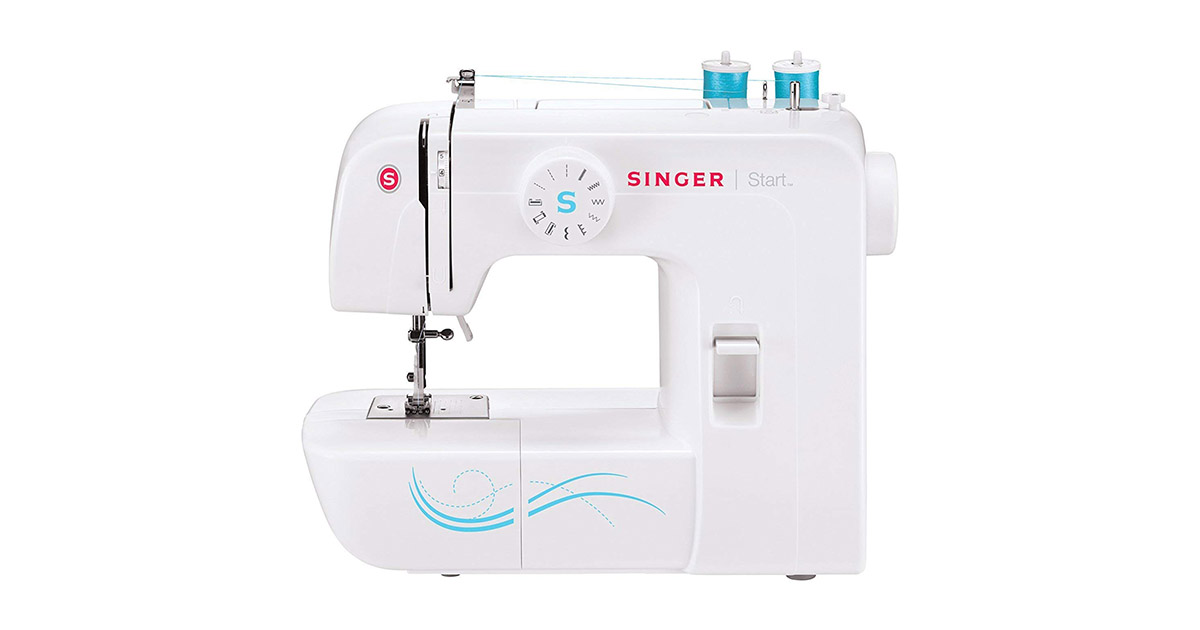 SINGER Start 1304-6 Built-in Stitches Sewing Machine image