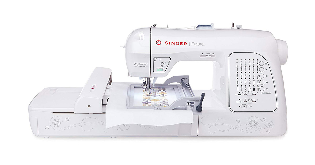 Singer XL-420 Sewing and Embroidery Machine image