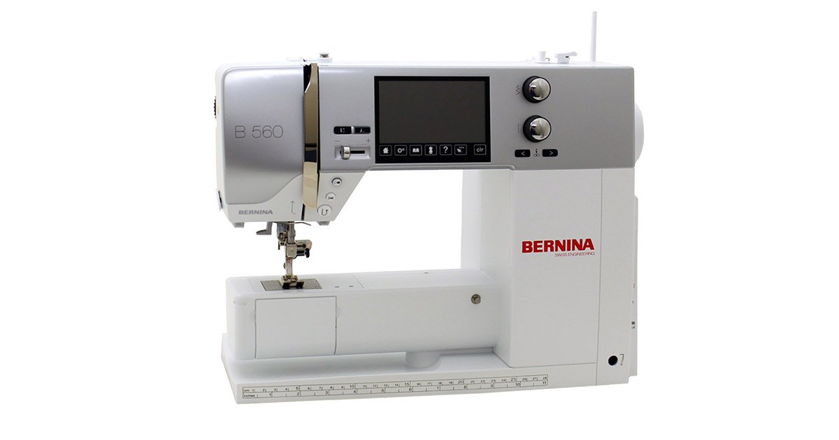Bernina B560 Computerized Sewing Machine image