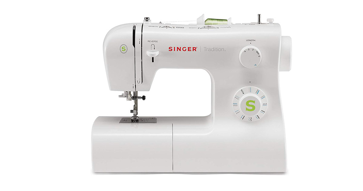 SINGER Tradition 2277-23 Built-In Stitches Sewing Machine image