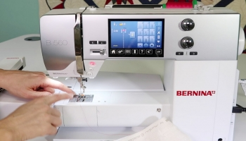 3 Durable Bernina Sewing Machines | Popular for its highest-quality & precise stitches!