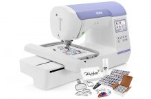 Brother PE800 Sewing Machine – Bring out your creativity with its numerous options!