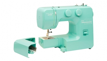 Janome Arctic Crystal 15 Stitch Sewing Machine – Best choice for beginners!