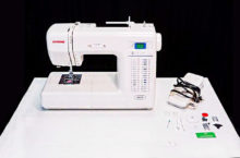 8 Best-Rated Janome Sewing Machines of 2020 – Brings life to your Imaginations!
