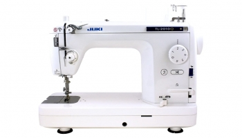 Juki TL-2010Q Portable Sewing Machine – Comes with larger work area but weighs less!